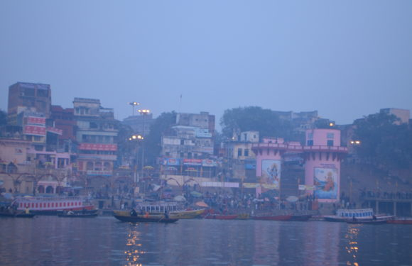The Room of Many Colors: Varanasi